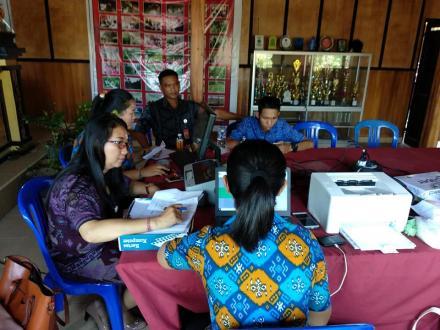 Gebyar Penyampaian SPPT dan Pemungutan PBB P2 dari Badan Keuangan Daerah