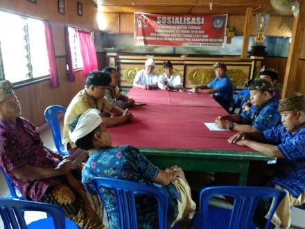 Ngelaksanayang Pergub Nomor 79 Warsa 2018 Ring Pemerintah Desa Jinengdalem