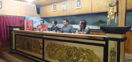 Musyawarah Pemilihan dan Penetapan BPD Desa Jinengdalem