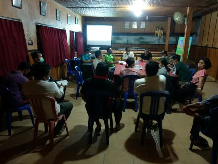 Recofusing APBDesa Untuk Pendataan SDGs Desa Jinengdalem