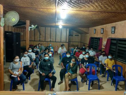 Bimtek Pendataan SDGs Desa Jinengdalem